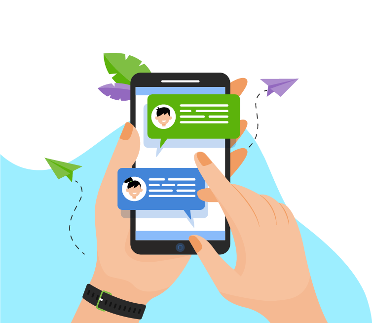 SMS Marketing agency -Justdigitiz